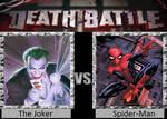 Death Battle: The Joker vs Spider-Man