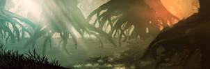 Swamp by jameszapata