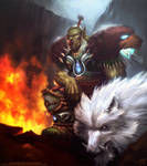 WoW - Orc Hunter