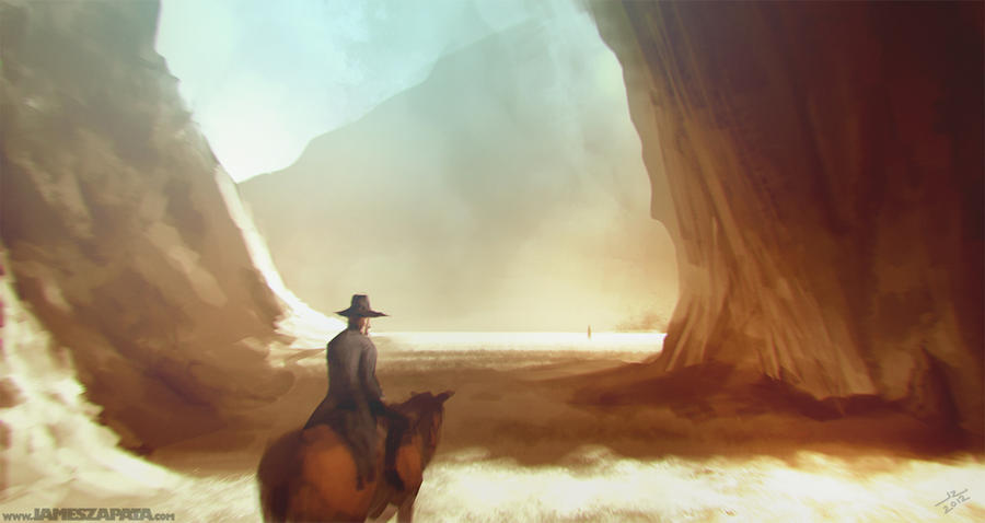 Oldwest by jameszapata