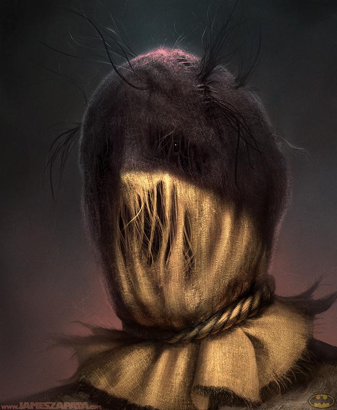 Scarecrow by jameszapata