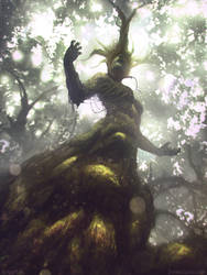 Forest Queen - Advanced by jameszapata
