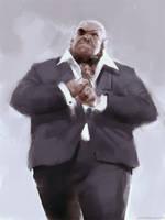 boss by jameszapata