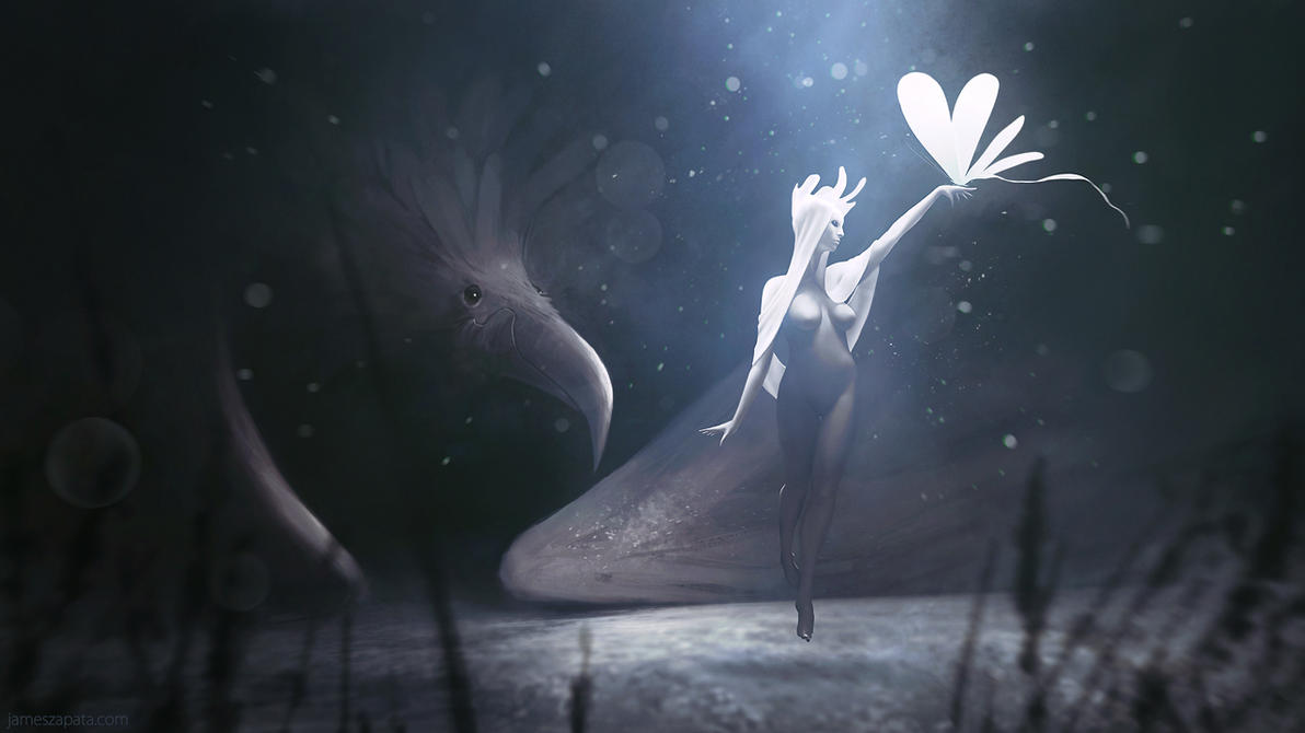 Bathed In Light By Jameszapata On DeviantArt