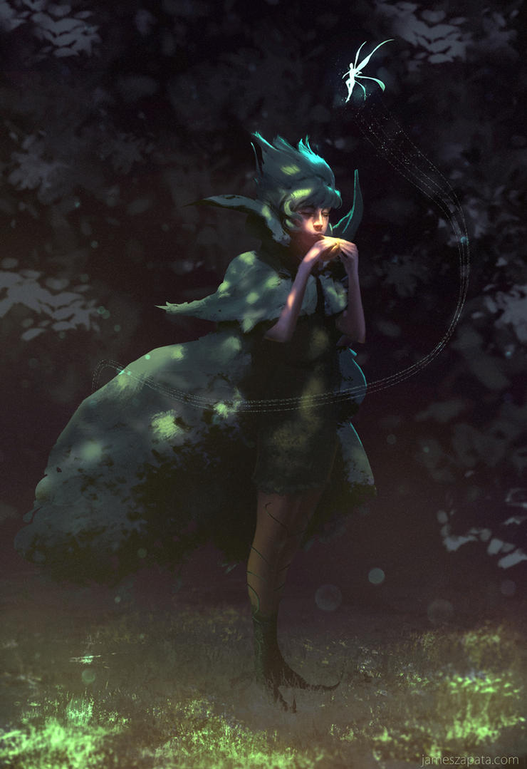 Saria's Song by jameszapata