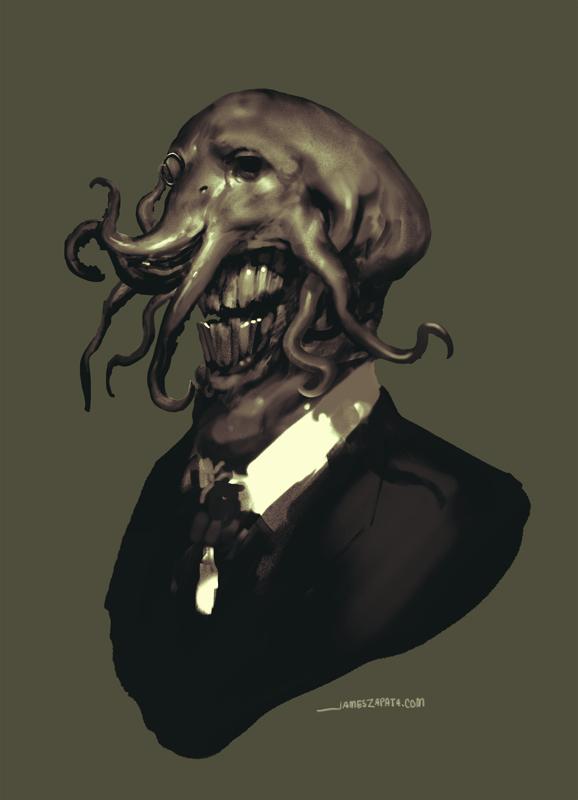 Octavius, Duke of Wiggleton by jameszapata