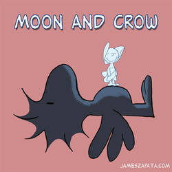 Moon and Crow and Peanuts