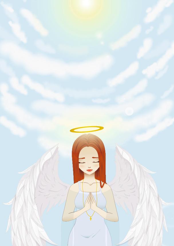 Angel by xxMiess