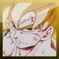DBZ Goku xat icon 3 by DistinctDreams