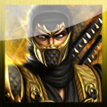 [Req] Mortal Kombat Scorpion Icon by DistinctDreams