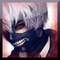 Tokyo Ghoul Kaneki xat icon 3 by DistinctDreams
