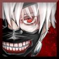 Tokyo Ghoul Kaneki xat icon 4 by DistinctDreams