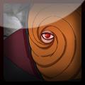 Naruto Shippuden Tobi (Obito) xat icon by DistinctDreams