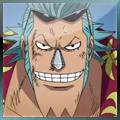 One Piece Franky xat icon 2 by DistinctDreams