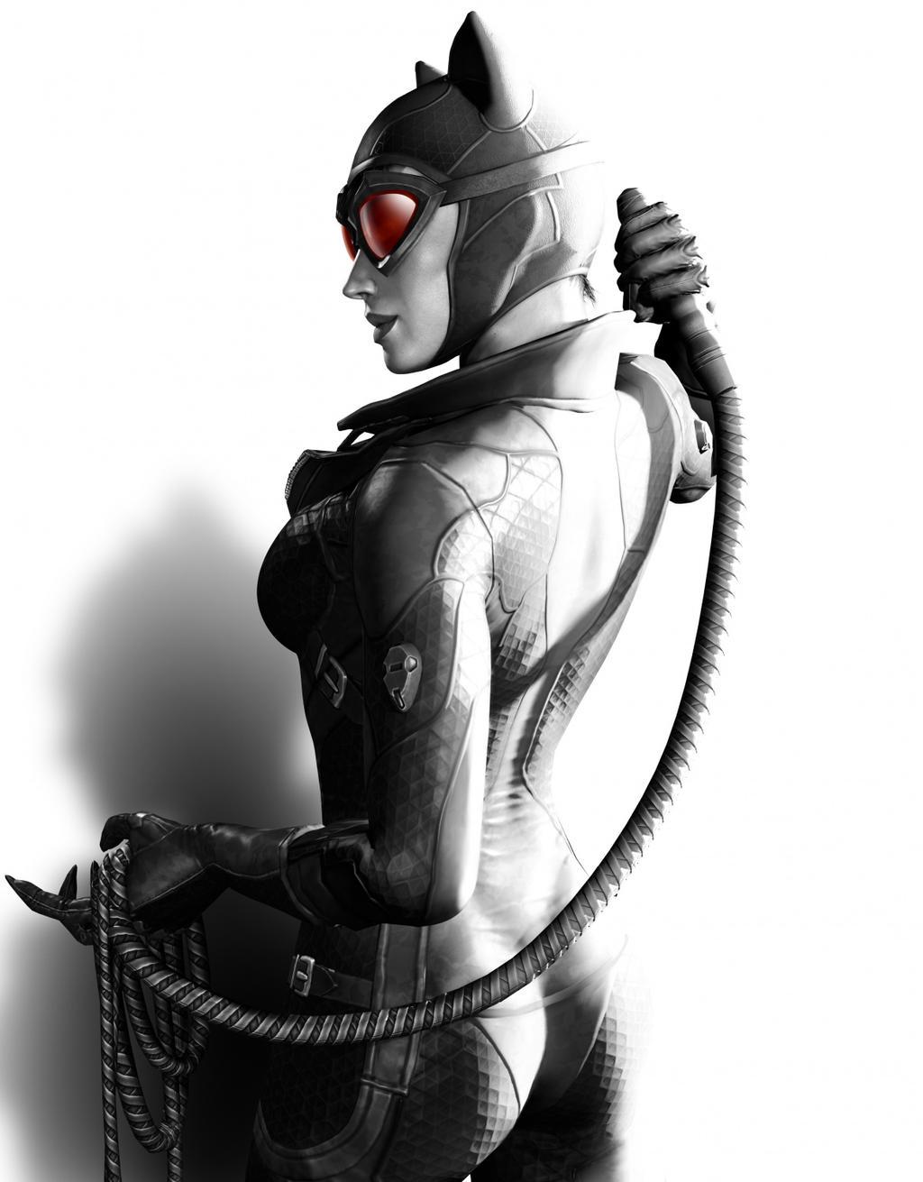 ArkhamCityRenderCatwoman2 by Animefan5051042