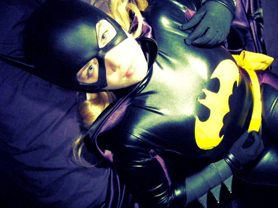 Stephanie Brown - Batgirl by Evea