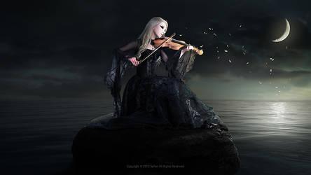 Moonlight Princess by DoudouAiYuyu