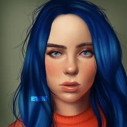 Billie by LaraHemille