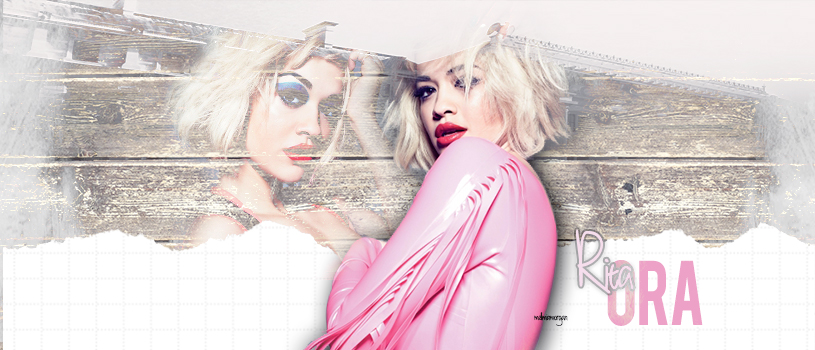 Rita Ora Cover Photo by mellmiamorgan by MellMiaMorgan