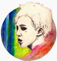 G Dragon - Big Bang by ScarlettCindy