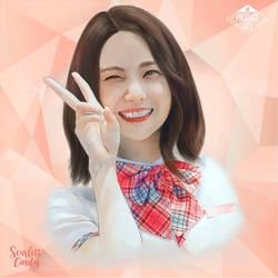 Lee Kaeun_Produce48
