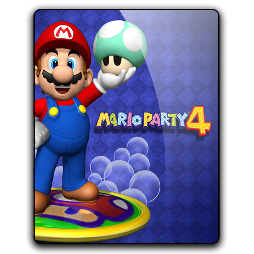 Mario Party 4 by cha0skain on DeviantArt