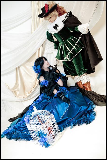 cosplay powa - Page 2 Pandora_Herts___Chain_by_megathron
