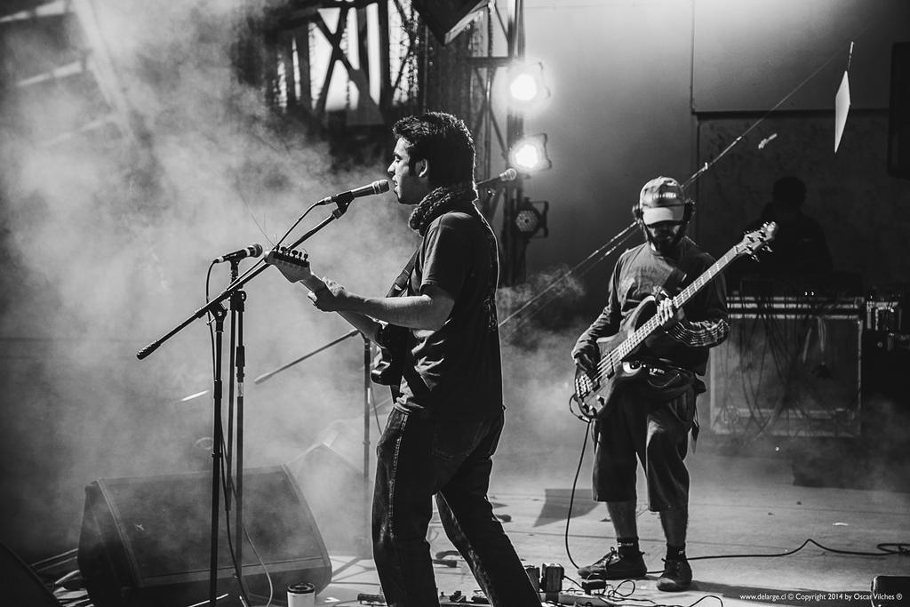Cromo Somos band by PiZZaDreaMs