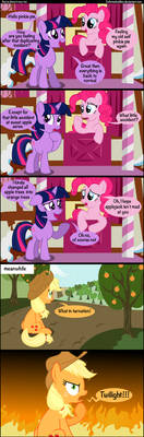 You've done it now twi.