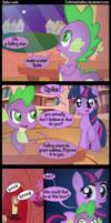 Spike's wish.