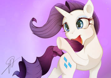 Hwcon print #4 rarity by Coltsteelstallion