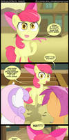 appleloosa's finest. by Coltsteelstallion