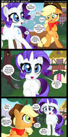 What's on the menu? by Coltsteelstallion