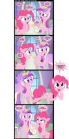 The one where Pinkie Pie screams.