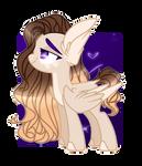 MLP OC || Honey Lavender by PrincessAppYT