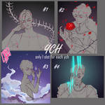 [open 1/4] ych commissions