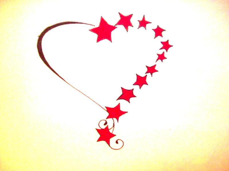 Hearts N Stars By Kirstin12hayles On Deviantart