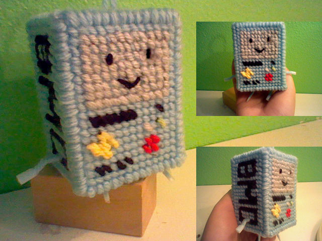 BMO (repost) by Oh-nikky