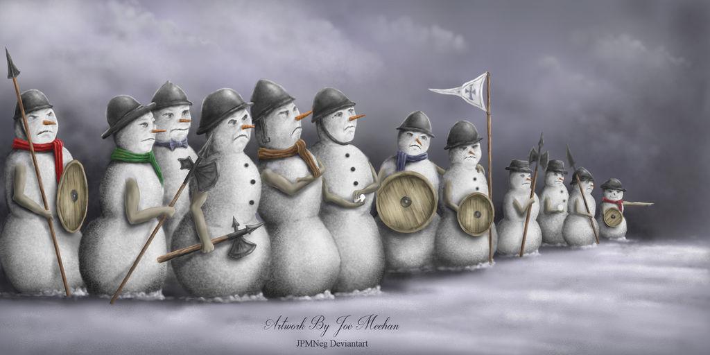 Snowman Army