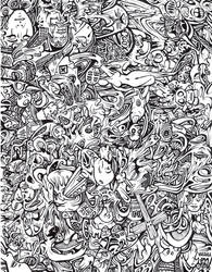 Static Misery by trance-de-anima