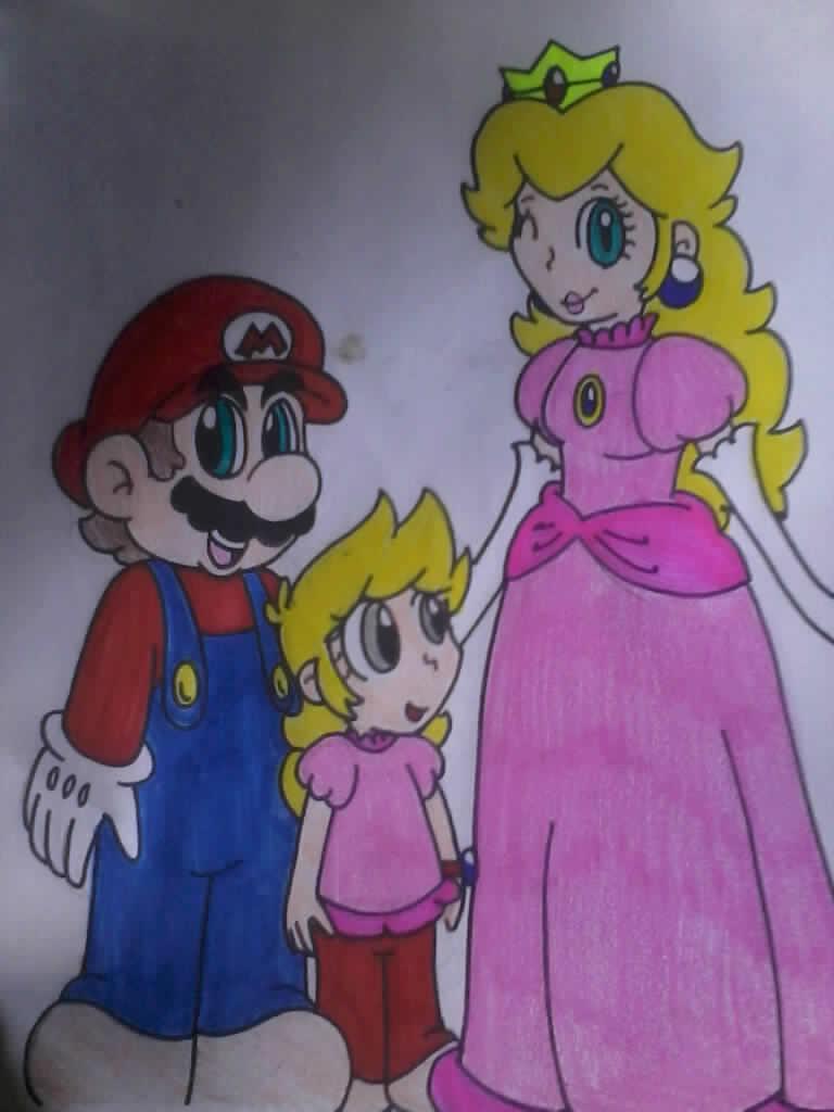 Image - BowserFamilyTreePromo1.png | Fantendo - Nintendo ... |Luigis Family Tree