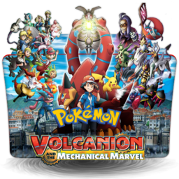 Pokemon Volcanion And The Mechanical Marvel Folder By Pimneyalyn On Deviantart
