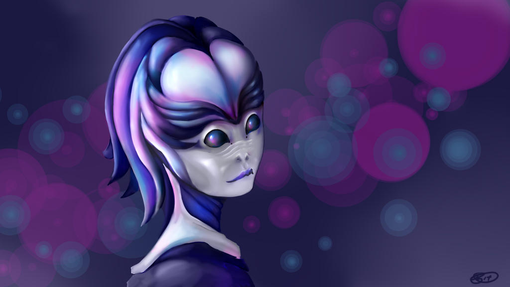 Alien Shine by Hitoritsuki
