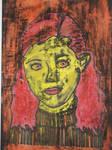 Self Portrait-Red