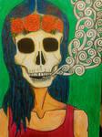 Skeleton Smoke