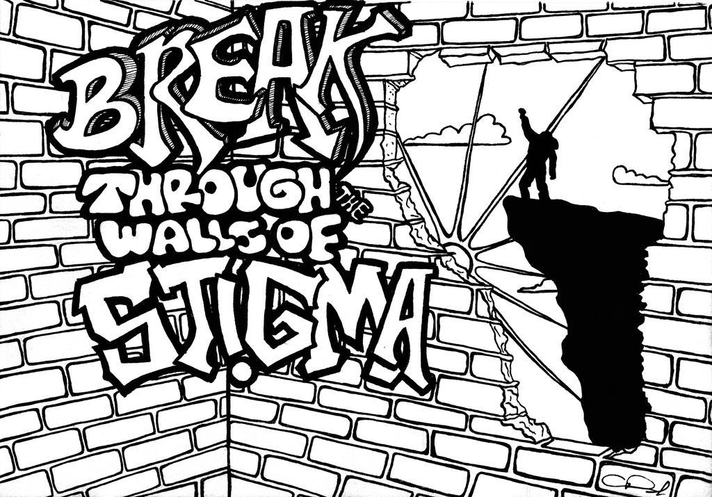 Break Through the Walls of Stigma