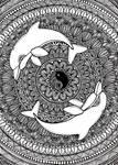 Dolphin Mandala