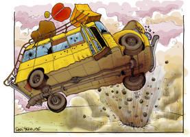 bus.. by alisadi