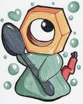 Stop the World and Meltan With You