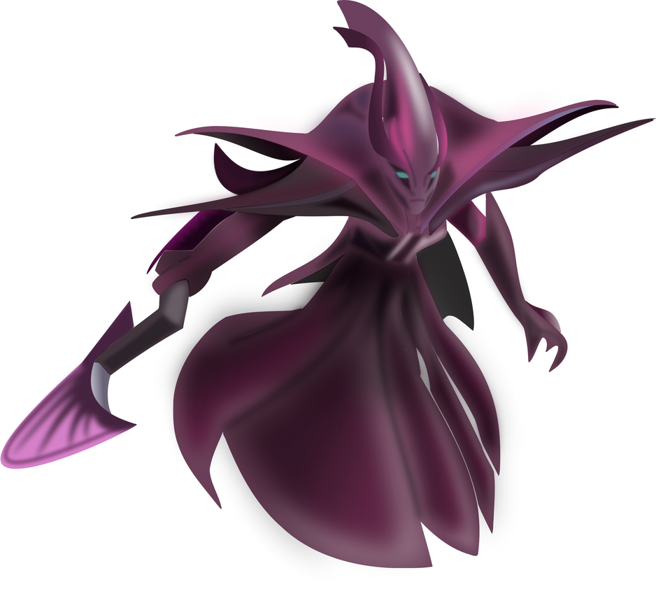Dota 2 Spectre Vector by ImPlatinum